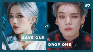 [KPOP GAME] SAVE ONE DROP ONE K-POP SONGS 7 (VERY HARD) [30 ROUNDS + 1 BONUS ROUND]