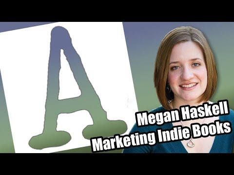 Megan Haskell on marketing indie books Mp3