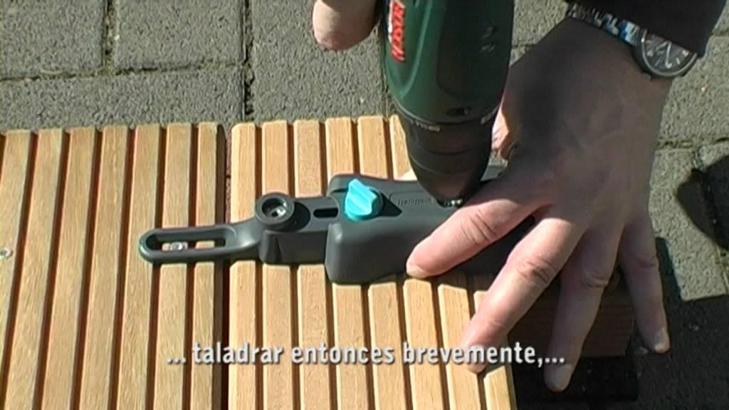 Construir terrazas de madera explicaci n paso a paso ref - Terrazas en madera ...