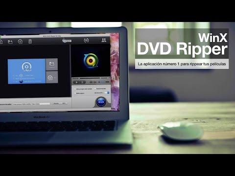 WinX DVD Ripper En Español GRATIS Para Windows Y Mac OS X