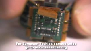 SeeSense-Toshiba 3 chip CCD cameras