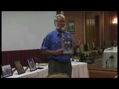 """Jay Anderson """"From Folk Cookery to Foodways"""""""