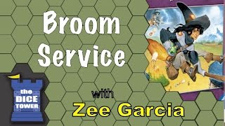Broom Service review - with Zee Garcia