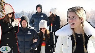 Gambar cover Daughter Chris Martin, Apple changed attitude immediately when he saw Dakota Johnson appear with him