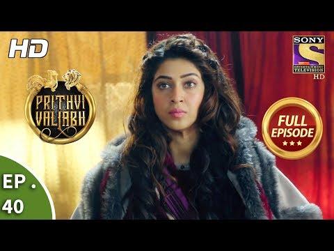 Prithvi Vallabh - Ep 40 - Full Episode - 2nd June, 2018
