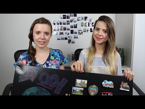 9903d9570d4 Vem Conhecer Nossa Coleção de Ímãs - YouTube