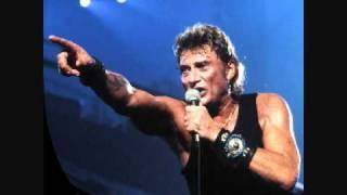 Johnny Hallyday- Vivre pour le meilleur.wmv