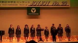 JOYJOYコンサート2014♪きこえる