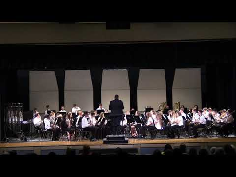 Nashoba Regional 2018 - 2019 Band Concert