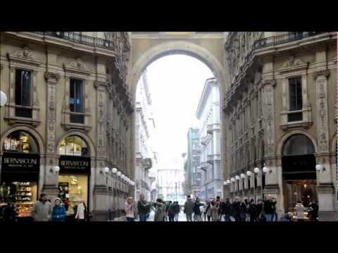 Sightseeing : Italy - Rome & Milan