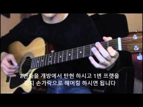 sungha jung flaming tutorial