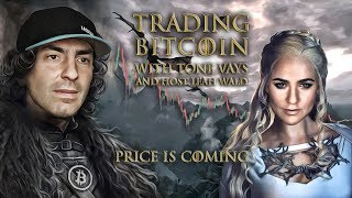 Trading Bitcoin - Big Drop from $6,800 to $6100, New Yearly Low Incoming!