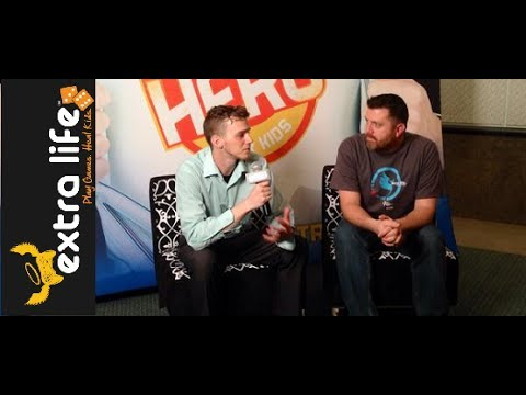 Extra Life E3 2014 Interview - PlayStation LifeStyle