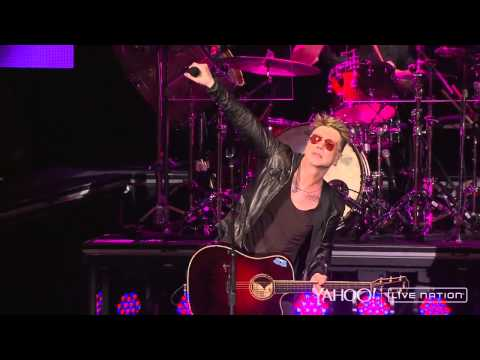 Goo Goo Dolls - Iris [live Susquehanna Bank Center 2014]