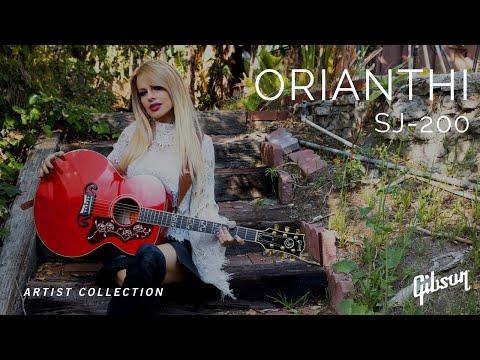 Orianthi SJ-200