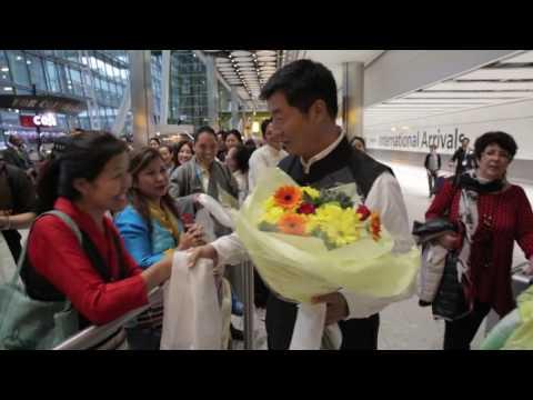 Tibetan Community UK Welcomes Honourable Sikyong Dr. Lobsang Sangay
