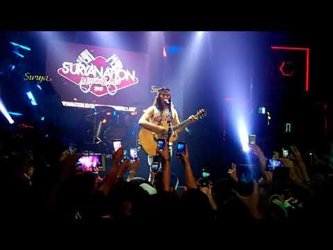 SLANK - FRIDAY & NGGAK MAU PERCAYA (solo King BIMBIM) live BOSHE VVIP JOGJA (27 oktober 2017)