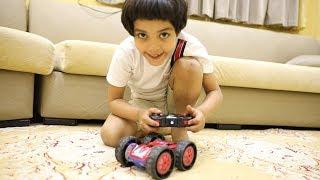 زياد شرا سياره صغيره خطيره !