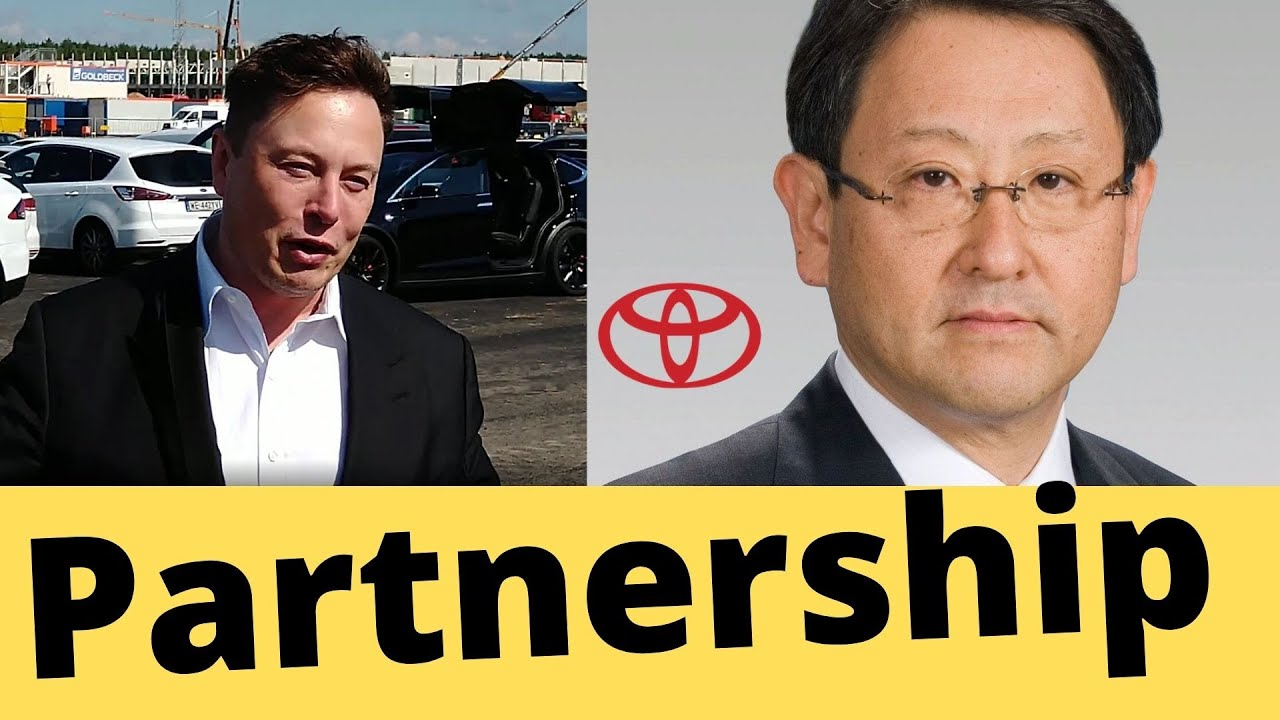 Tesla Toyota Partnership To Develop Small EVs Is Imminent, Source
