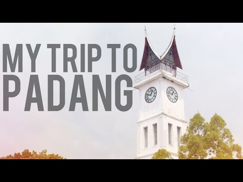 My Trip To Padang | Rago