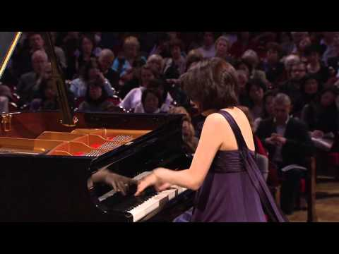 Claire Huangci – Ballade in G minor, Op. 23 (second stage, 2010)