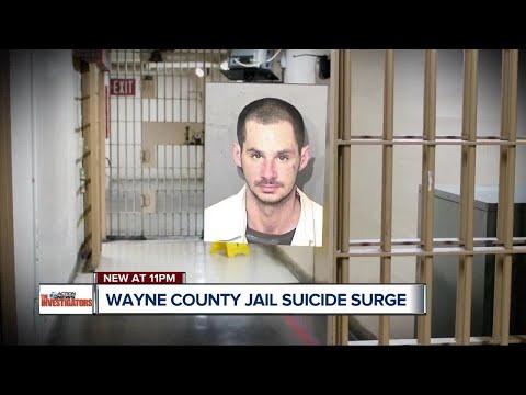 Wayne County jail suicides surge