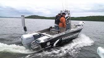 Kalastajan Kanavan vene: Faster 525 CF