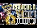 ARCEUS Y LA JOYA DE LA VIDA en 1 minuto!! - Pokémon película 12