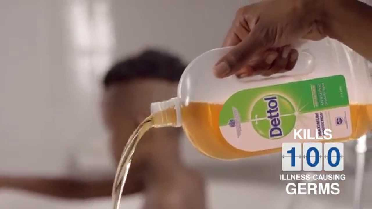 Be a Dettol Mom with Dettol Antiseptic Liquid - YouTube