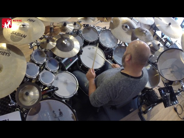 Woensdag Gehaktdag #6: Double Paradiddle grooves & fills