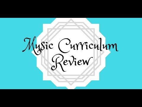 Homeschool Curriculum Review Poetry/Art/Music// Colab