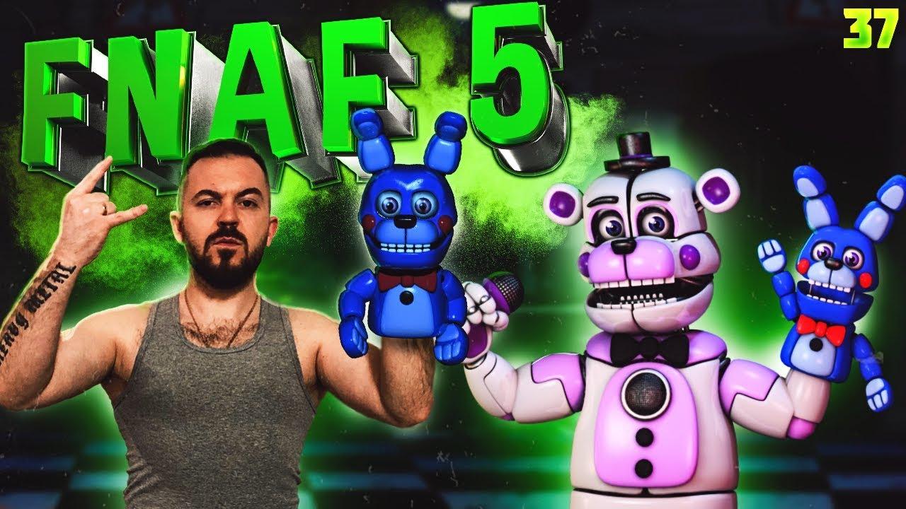 ФНАФ 5 самый самый страшный? Стрим fnaf аниматроники приколы | плей Стримы пять ночей с фредди 5