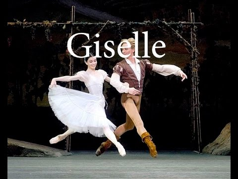 Giselle (Karen Kain and Frank Augustyn at The National Ballet of Canada) - RussianBroadway.com