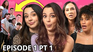 Finding a Boyfriend (for My Best Friend) | Twin My Heart w/ The Merrell Twins Season 2 EP 1 Pt 1