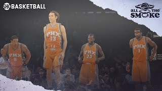 Steve Nash Remembers His Days With The Suns & Talks About Missed Opportunities | ALL THE SMOKE