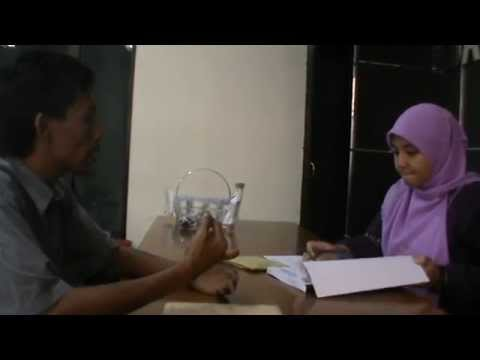 "Dokumentasi 2014 Sekjen DPP LSM ""CIFOR"" Kasus Juni Hendri PDAM Tirta Bina Diterima Komnas HAM R.I"