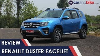 Renault Duster Facelift Review | NDTV carandbike