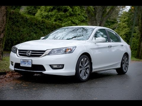 2013 honda accord review youtube for Honda accord used 2013