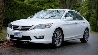 2013 Honda Accord review