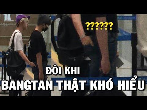 [BTS Funny moments #54] Đôi khi Bangtan thật khó hiểu =)))