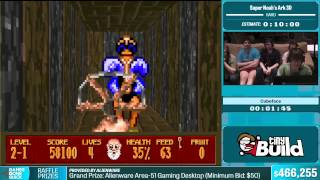 Super Noah's Ark 3D by Cubeface in 5:49 - Summer Games Done Quick 2015 - Part 103
