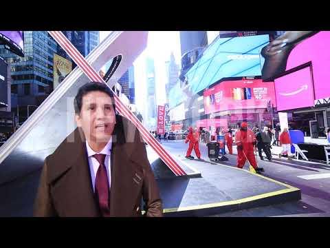 Daniel Vercchelli Tour Por New York