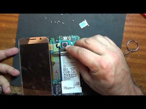 Samsung Galaxy S6 /замена дисплея