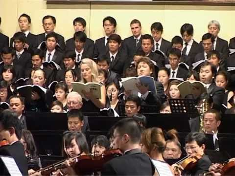 Verdi Requiem at Hanoi Opera House