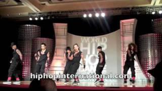 Philippine Allstars - Philippines @ 2009 World Hip Hop Dance Championship Prelims