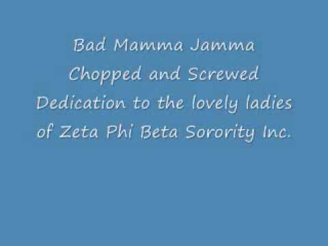 Bad Mamma Jamma Chopped and Screwed By DJ Equelizer