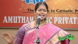 Brova Barama - The Concert - Nithyashree Mahadevan