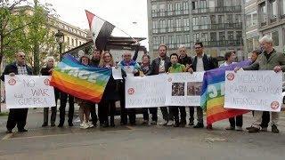 PTV Speciale - Milano, la Lista del Popolo dice no alla guerra