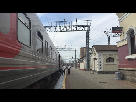 EAT SLEEP TRAVEL | Blog voyage | Train Transsibérien en Russie, de Vladivostok à Moscou