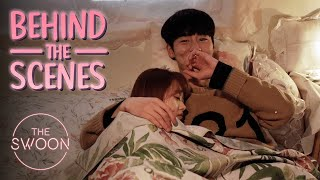 [Behind the Scenes] Go A-ra falls asleep in Lee Jae-wook's arms | Do Do Sol Sol La La Sol [ENG SUB]